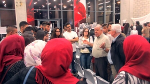 IofC Lebanese peacemakers Visit the UK