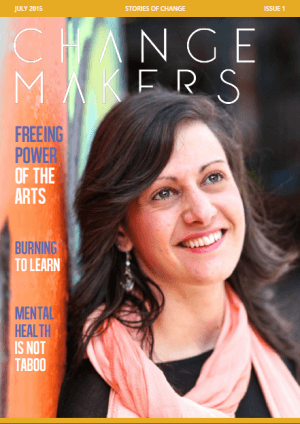 IofC Launch of Changemakers Magazine