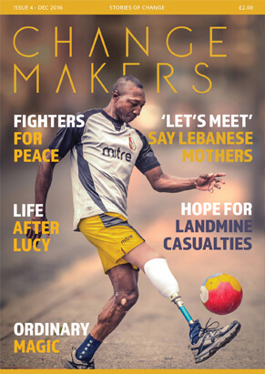 Changemakers: Issue 4