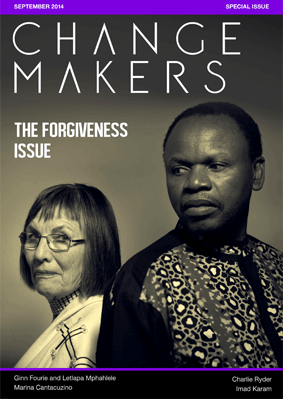 Changemakers: Forgiveness