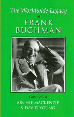 The Worldwide Legacy of Frank Buchman