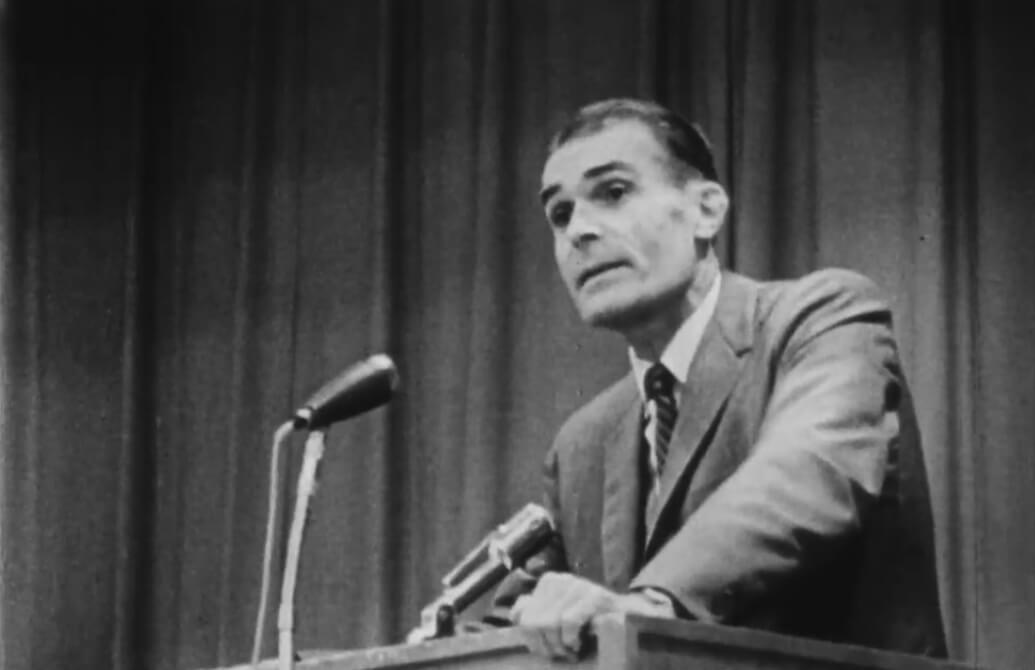IofC Buchman Dies