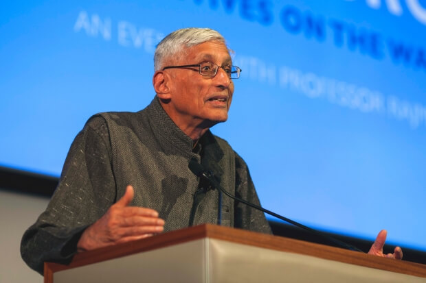 IofC UK Tour of Britain by Prof Rajmohan Gandhi