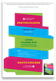 Loose Change Box
