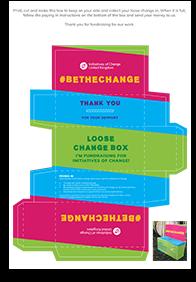 Loose Change Box