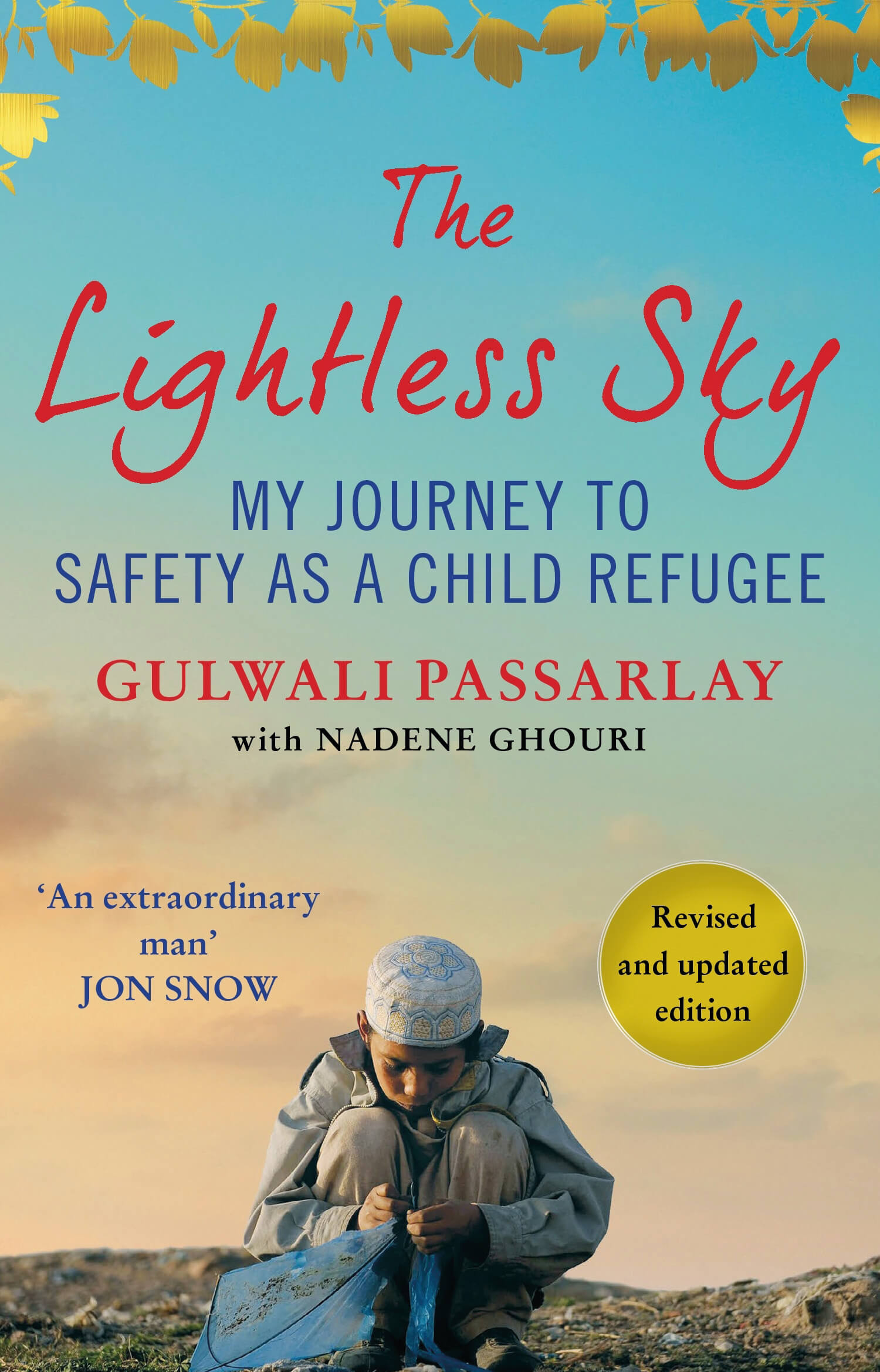A new edition of The Lightless Sky has been published by Atlantic Books, ISBN 9780062443892