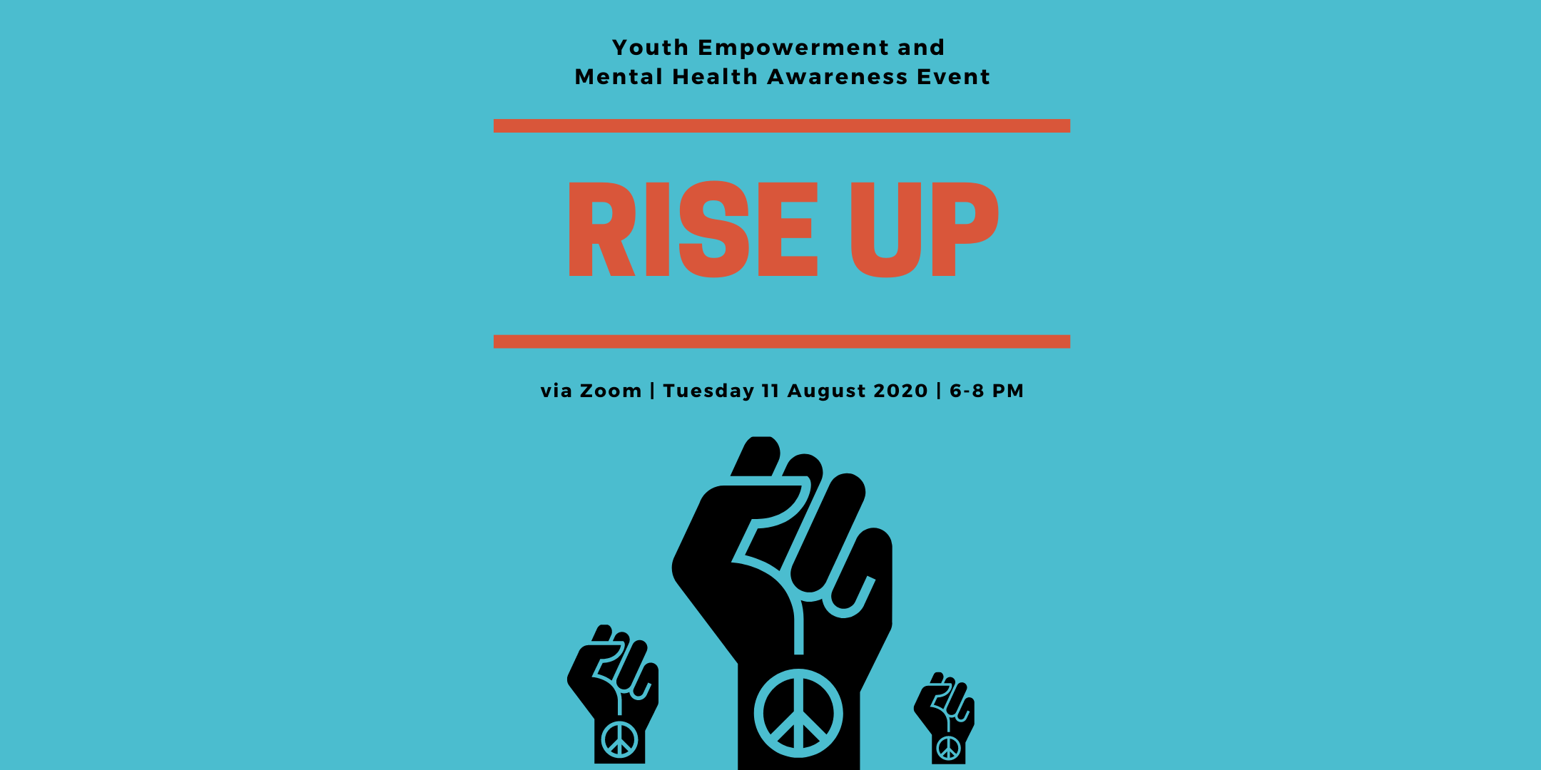 RISE UP: Youth Empowerment and Mental Health Awareness Event