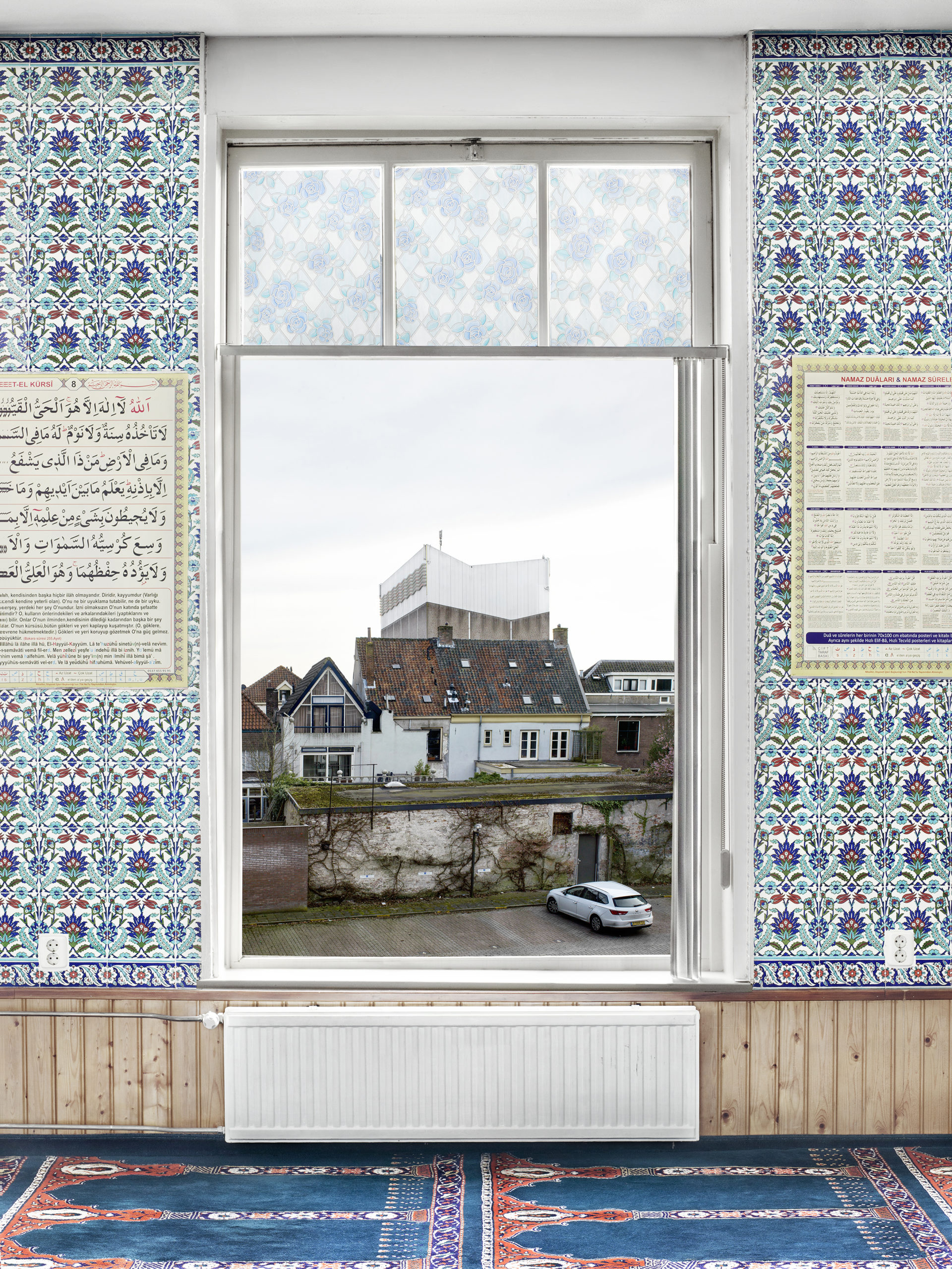 'New Dutch Views#1', The Netherlands, 2018. From the series New Dutch Views, 2018-2019. ©Marwan Bassiouni, Courtesy of Galerie Ron Mandos- Amsterdam.