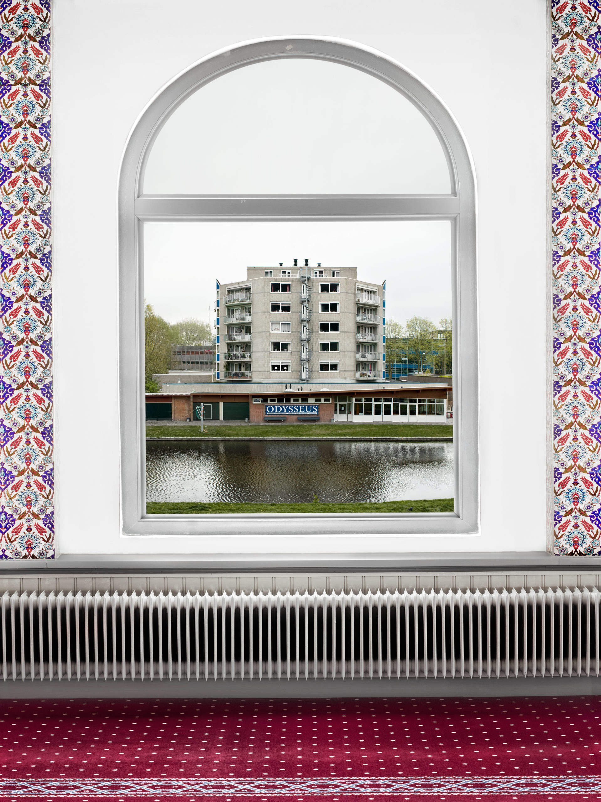 'New Dutch Views#3', The Netherlands, 2018. From the series New Dutch Views, 2018-2019. ©Marwan Bassiouni, Courtesy of Galerie Ron Mandos- Amsterdam.