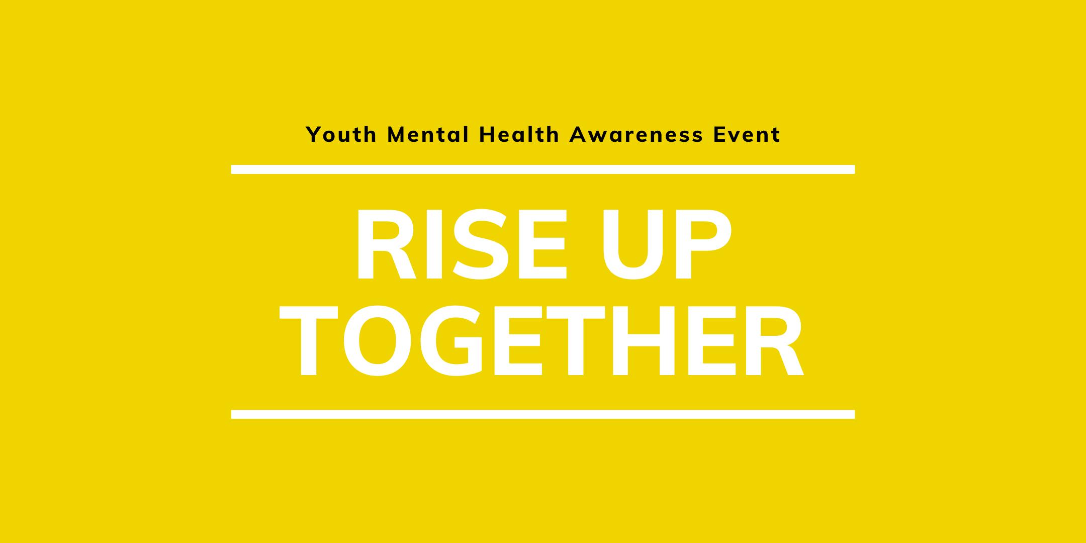 Tackling mental health - together