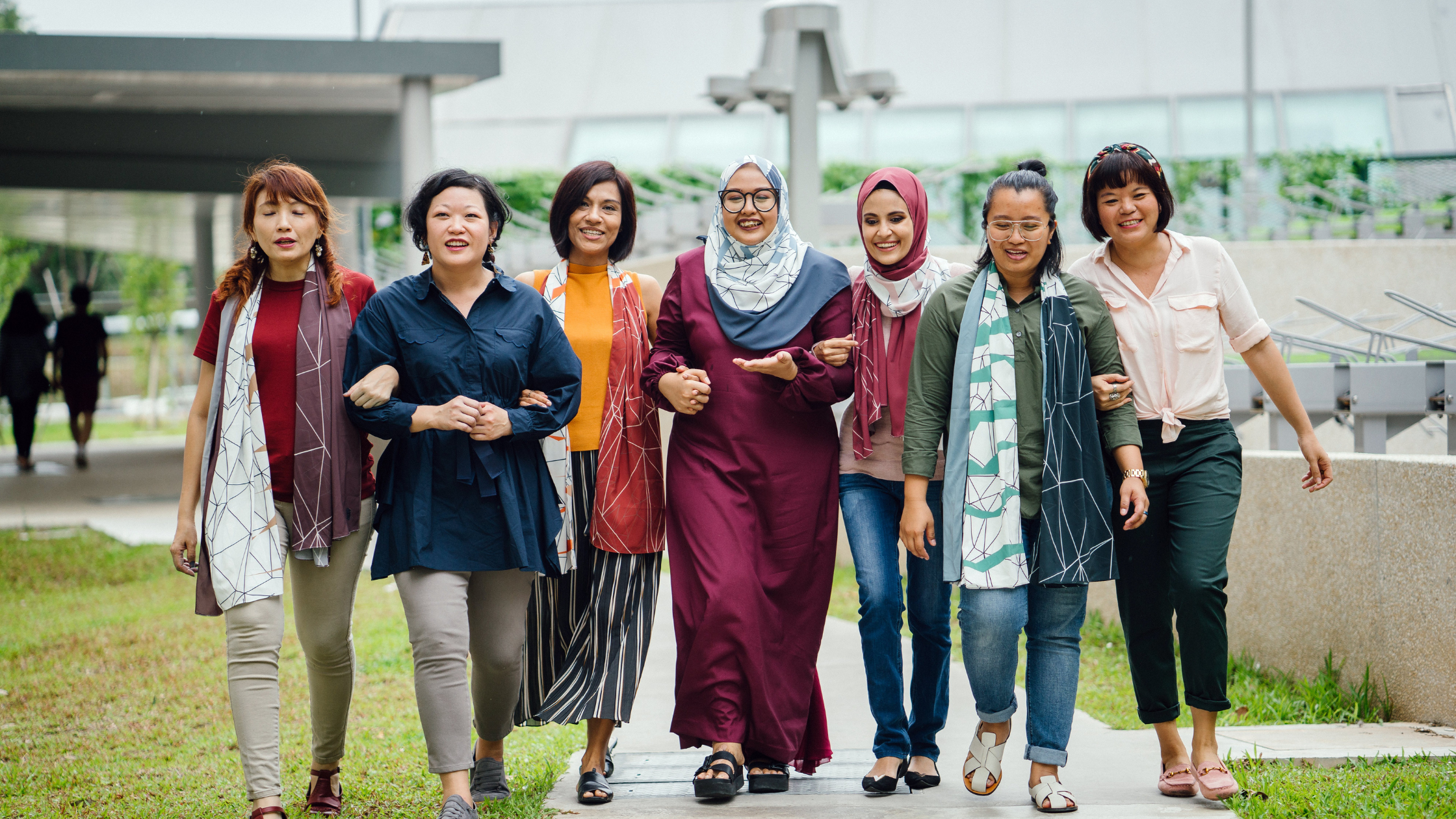 Widening women leadership in the BAME community