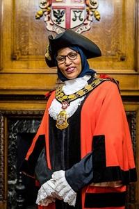 Mayor Rakhia Ismail