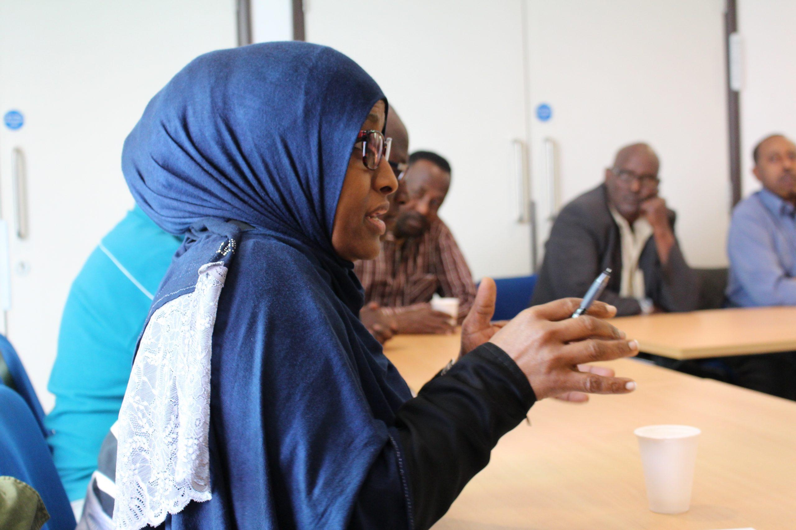 Sara Abdulahi: intergenerational issues are key