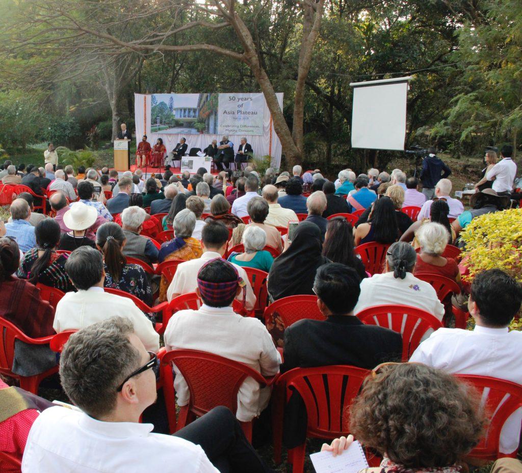 Asia Plateau celebrates its 50th anniversary