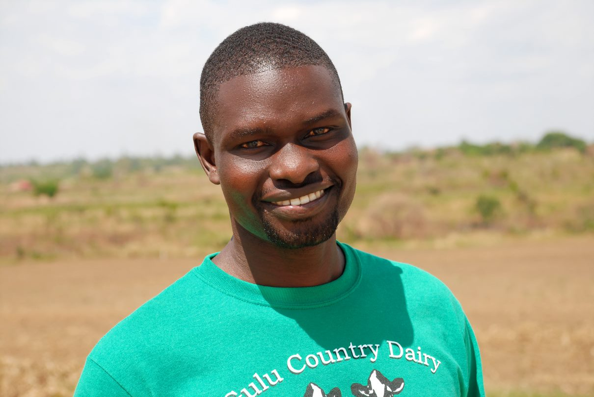 Tony Kidega convinces young people that 'farming is cool' and trains them