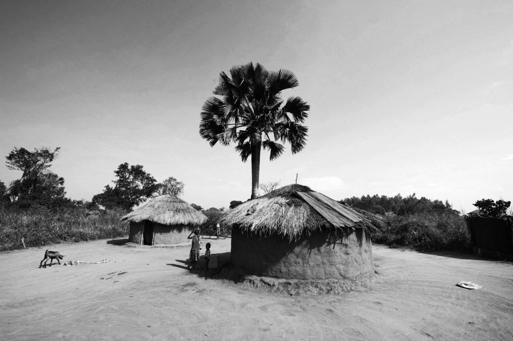 Village in Northern Uganda