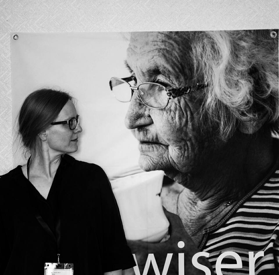 Above: images from the Wiser Project