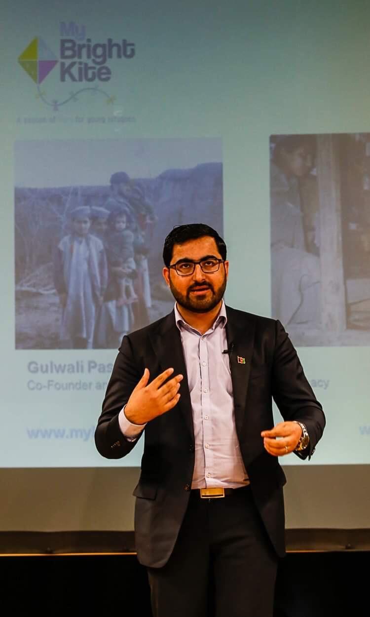 Gulwali Passarlay