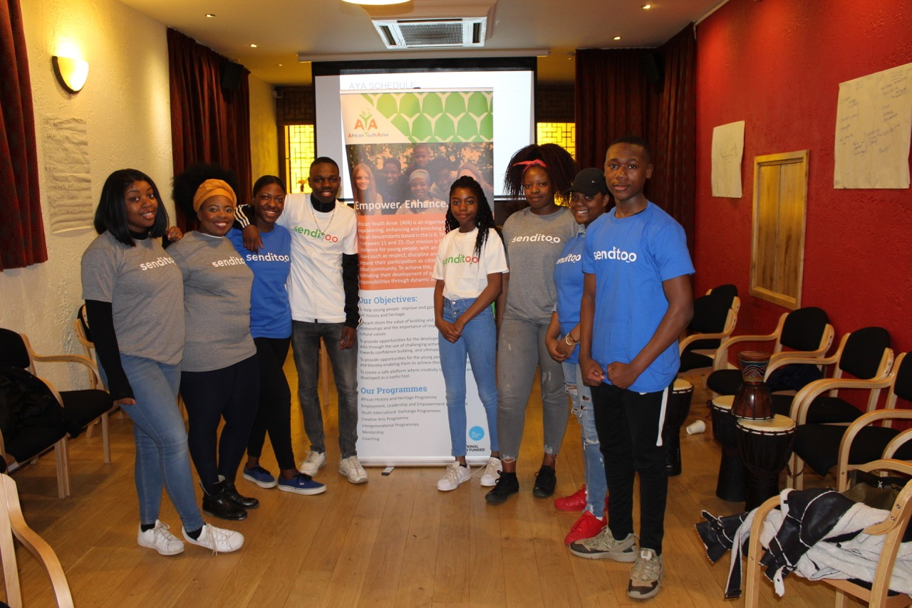 AYA provides skills development, mentoring and a peer community to 11-25 year olds in the East Midlands.